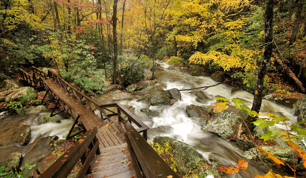 South Mountains State Park, North Carolina