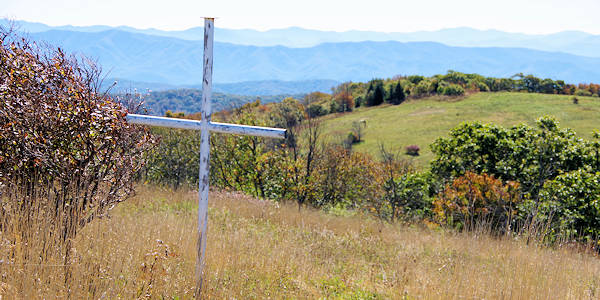 Huckleberry Knob Cross