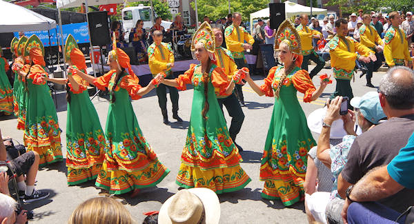 International Day Festival, Waynesville