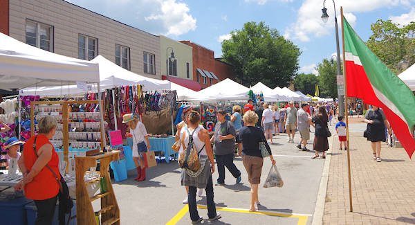 International Day Waynesville Street Festival