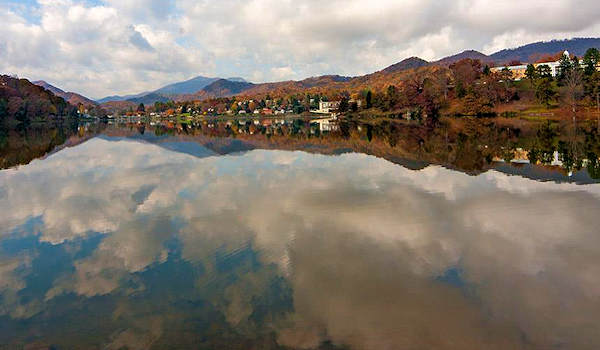 5 great lakes near asheville for Lake junaluska fishing