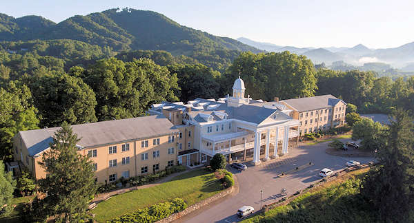 Lambuth Inn, Lake Junaluska