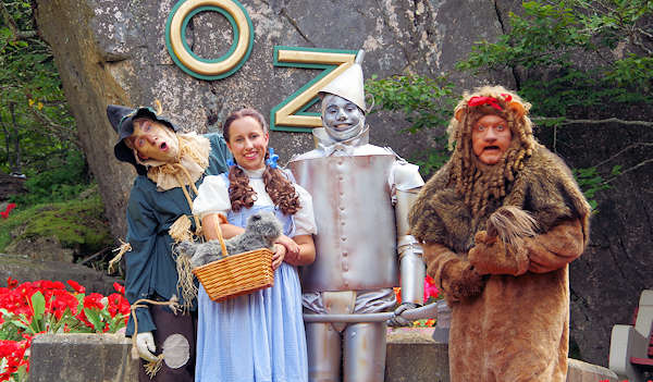 Land of Oz Theme Park