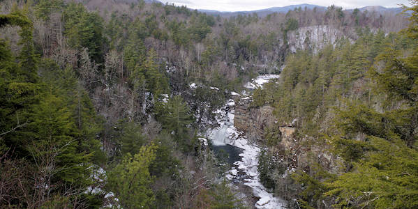 Linville Falls Erwins Vies