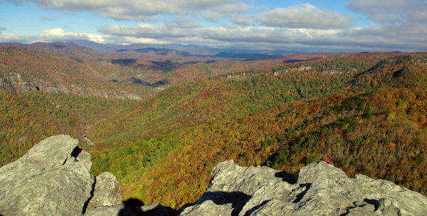 Linville Gorge NC