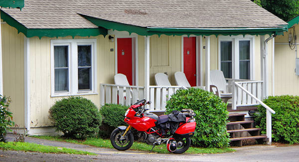 Little Switzerland NC Big Lynn Motorcycle