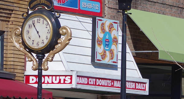 Marion NC Donuts