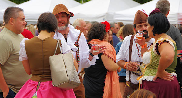 Oktoberfest in Asheville