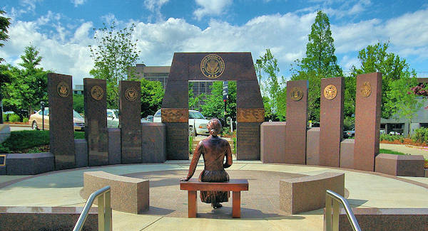 Veterans Memorial Asheville