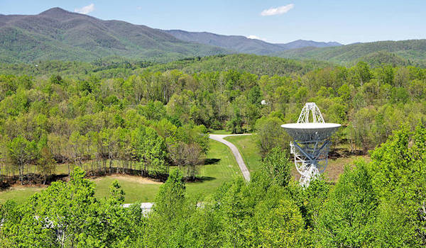 PARI: Pisgah Astronomical Research Institute