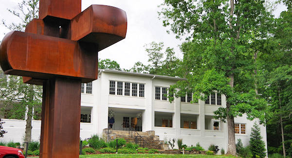 Penland school of crafts for Craft schools in nc