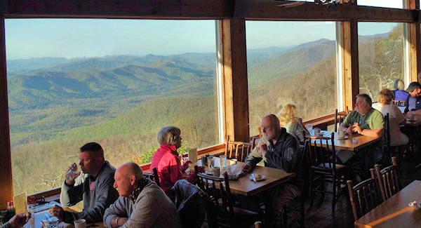 Pisgah Inn, Blue Ridge Parkway