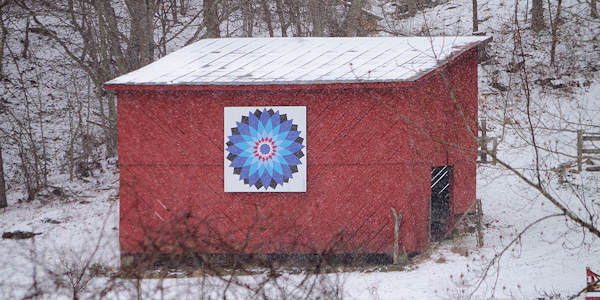 Barn Quilt Square
