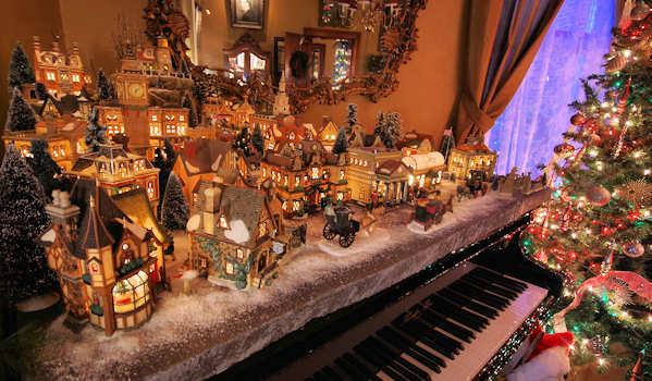 reynolds mansion dept 56 christmas village - Dept 56 Christmas Village
