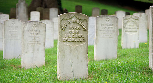 Riverside Cemetery, Asheville - National Military Grave