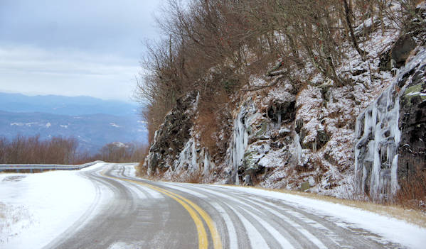 Roan Mountain Highway