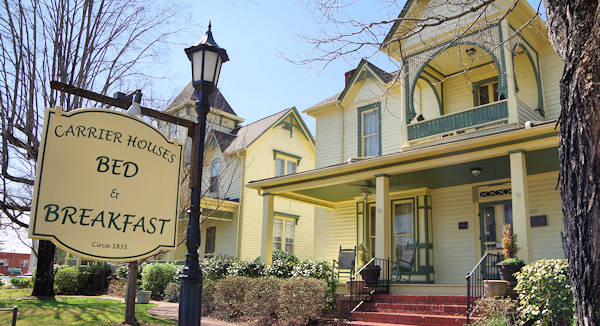 Rutherfordton Bed and Breakfast