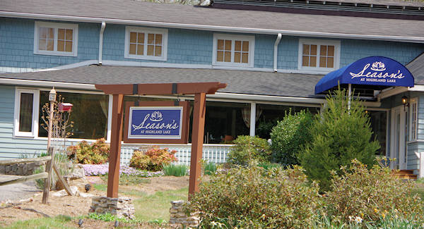 Season's at Highland Lake Inn