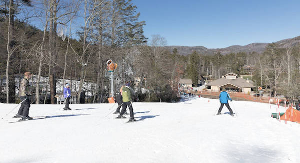 Ski in Jackson County Sapphire Valley