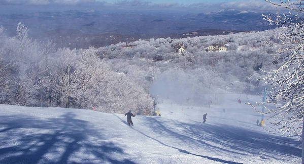 Ski Resort Near Asheville