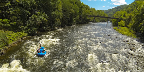Great Smoky Mountain Whitewater Rafting