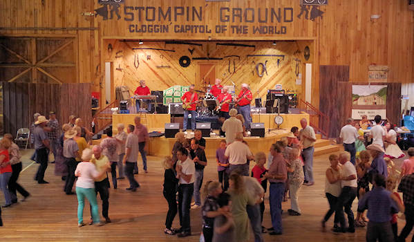 Stompin Ground, Maggie Valley
