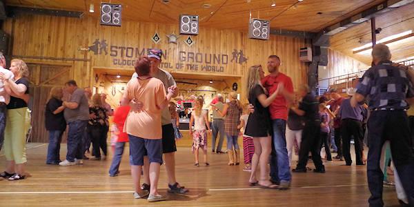Stompin' Ground Dance Hall