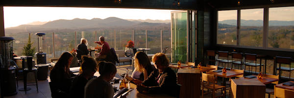 Downtown Asheville Rooftop Bars