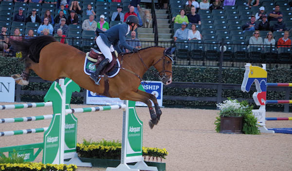 Tryon Equestrian Center Horse Jumping