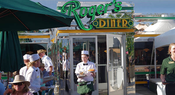 Rogers Diner, Tryon Equestrian Center