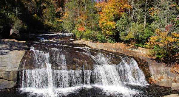 Turtleback Falls Autumn