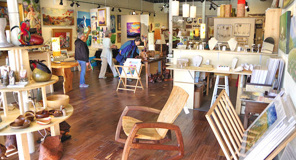 Weaverville Artisans on Main