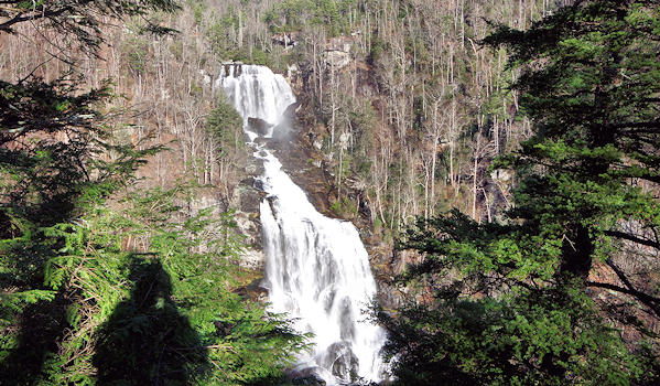 Upper Whitewater Falls NC