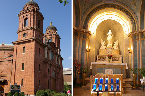 Basilica Of St Lawrence Tour