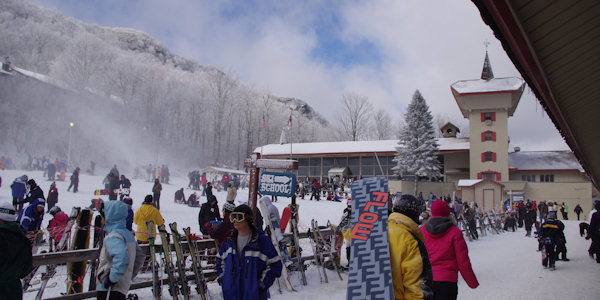 Beech Mountain: Ski and Snowboard