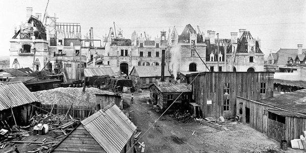 Biltmore Estate History Vanderbilts