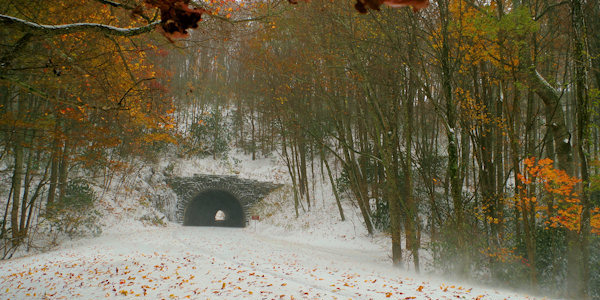 Blue Ridge Parkway Tunnel\