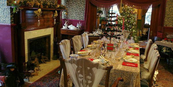 Image result for smith mcdowell house christmas