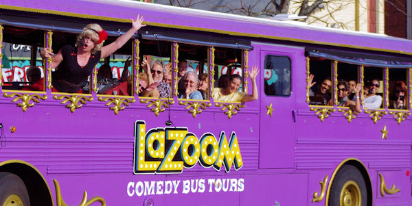 Lazoom City Tour