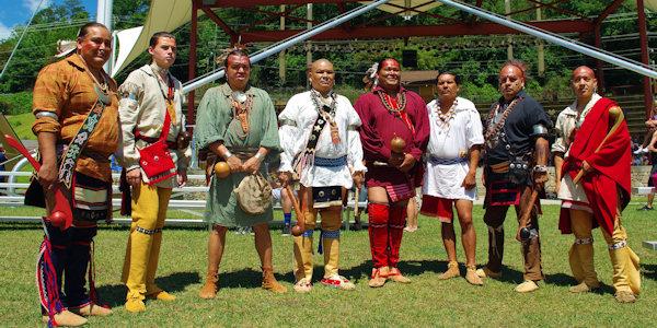 cherokee pow wow 2020