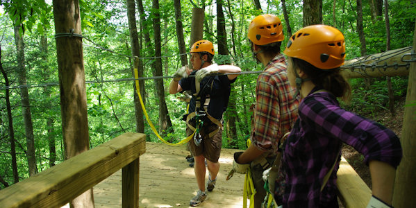 Rafting, Zip Lines & Jeep Tours in the Great Smoky Mountains