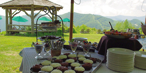 Mountaintop Gourmet Picnic in the Smokies at The Swag