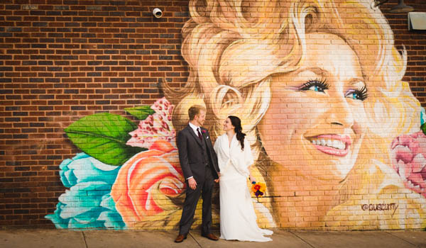 downtown asheville wedding