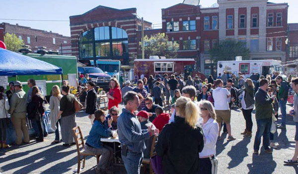Asheville Food Truck Showdown