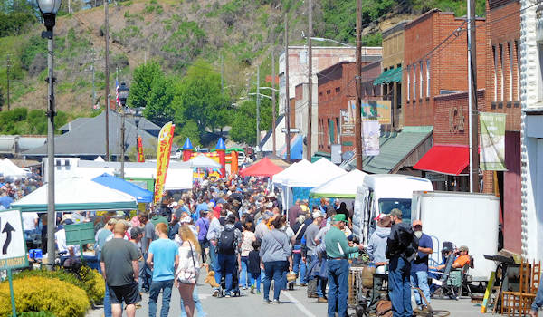 Fire on the Mountain Festival Spruce Pine